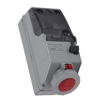 Tablouri Industriale Tempra Priza 3P-Plus-T 32A 400V Ip66 Legrand 056673