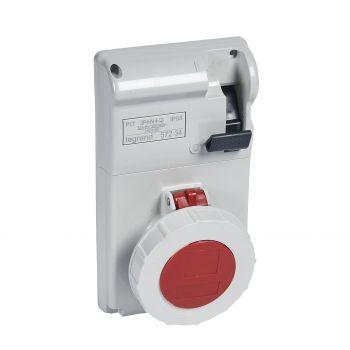 Tablouri Industriale Tempra Priza 3P-Plus-N-Plus-T 32A 400V Ip55 Legrand 057234