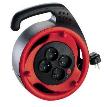 Derulator Cablu Electric Enroul-2P-Plus-T 10M 3X1-5 -Plus-Disj-Legrand 090970