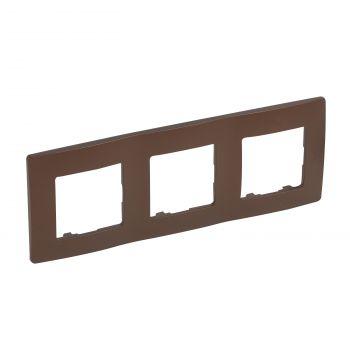 Legrand Niloe Rama 3 Posturi Cacao Legrand 397073