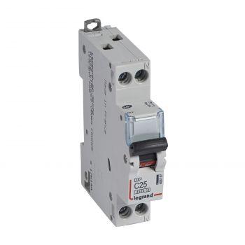 Siguranta Automata Dnx3 1P-Plus-Nd C25 4500A 1M Legrand 406797