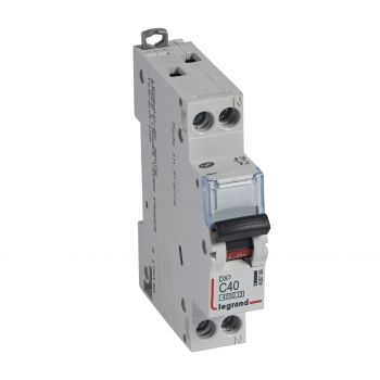 Siguranta Automata Dnx3 1P-Plus-Nd C40 4500A 1M Legrand 406799