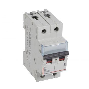 Siguranta Automata 6-10Ka Dx3 2P B4 6000A Legrand 407505