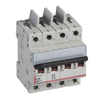 Siguranta Automata Disjunctor 2P B20 800V Dc Legrand 414429