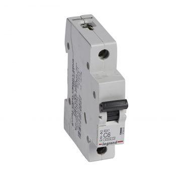 Siguranta Automata Rx3 Disjunctor 1P C6 4500A Monoconnect Legrand 419661