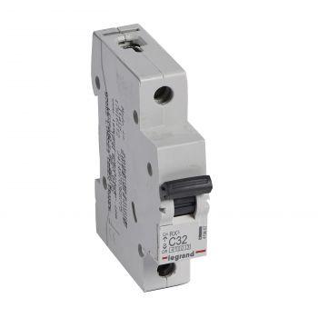 Siguranta Automata Rx3 Disjunctor 1P C32 4500A Monoconnect Legrand 419667
