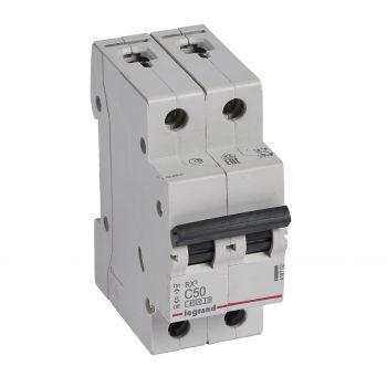 Siguranta Automata Rx3 Disjunctor 2P C50 4500A Monoconnect Legrand 419702