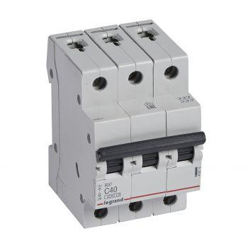 Siguranta Automata Rx3 Disjunctor 3P C40 4500A Monoconnect Legrand 419712