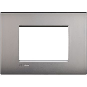 Bticino Living Light Air Rama 3M nickel mat LNC4803NK
