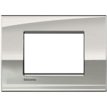 Bticino Living Light Air Rama 3M paladium LNC4803PL