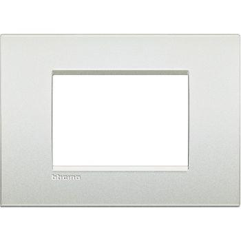 Bticino Living Light Air Rama 3M alb perlat LNC4803PR