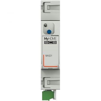 Bticino Hotel Management  IP scenario module bus MH201
