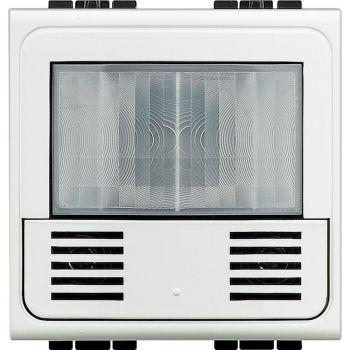 Bticino KNX KNX-LLightGreen Switch PIR-alb N4658KNX