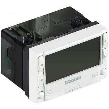 Bticino My Home Control Termperatura Centrala Termo Scs Comanda 4 Z N4695