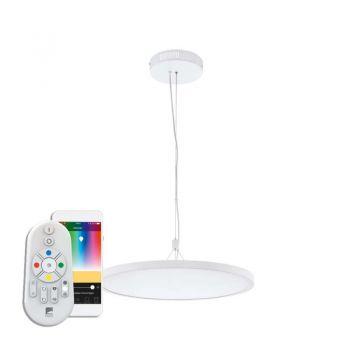 Iluminat Smart Led-Ble-Rgb-Cct Hl D600 Ws 'Cerignola-C' Eglo 98606