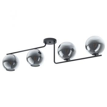 Aplice iluminat Dl-4 E27 Schwarz-Sw-Transp-'Marojales' Eglo 98515