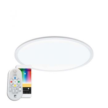 Iluminat Smart Led-Ble-Rgb-Cct Dl D600 Weiss 'Sarsina-C Eglo 97961