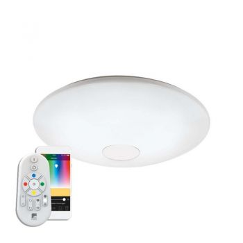 Iluminat Smart Led-Ble-Rgb-Cct Dl Ws-Chrom'Totari-C' Eglo 97918