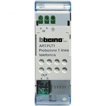 Bticino Videointerfonie Protectie 1 Linie Telefonica PLT1