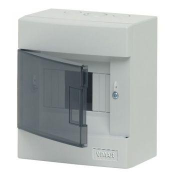 Tablou electric IP40 surface consumer unit 5M -plus-door vimar Consumer units V50405