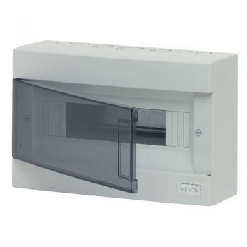 Tablou electric IP40 surface consumer unit 12M -plus-door vimar Consumer units V50412