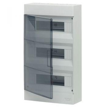 Tablou electric IP40 surface consumer unit 36M -plus-door vimar Consumer units V50436