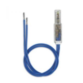 LED unit 12-24V 0,1W axial control blue vimar Lighting components 00937-B